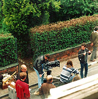 Filming Black Tuesday