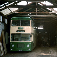 Norfolk's Bus Shed