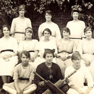 Ladies Cricket Nayland
