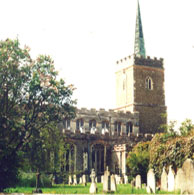 St James Church Nayland
