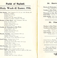Church Services Nayland