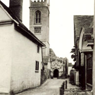 Church Passage Nayland