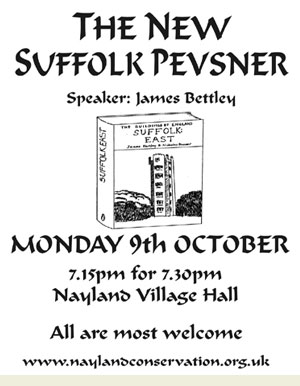 Suffolk Pevsner Talk