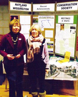 Suffolk Local History Council's Societies' Day