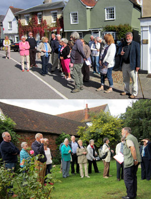 Suffolk Local History Council Day 2015