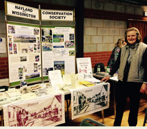 Suffolk Local History Council's Societies Day 2015